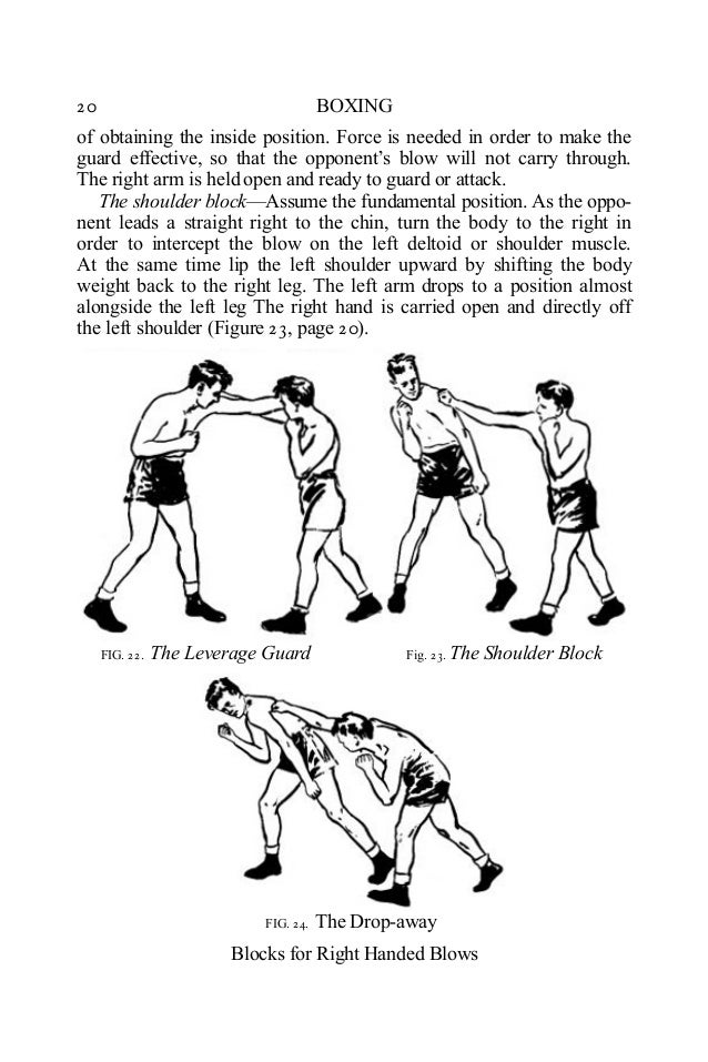Haislet Edwin - Boxing