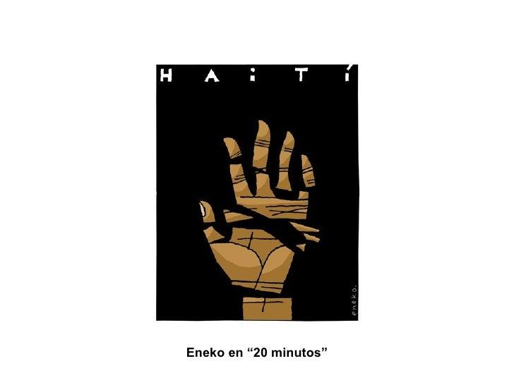"Eneko en ""20 minutos"""