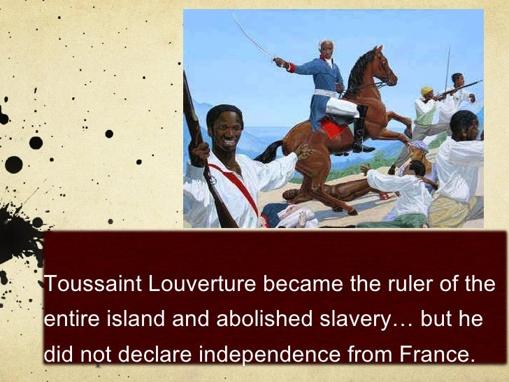 "A description of French torture of Africans in Haiti <ul><li>""Have they not hung up men with heads downward, drowned ..."