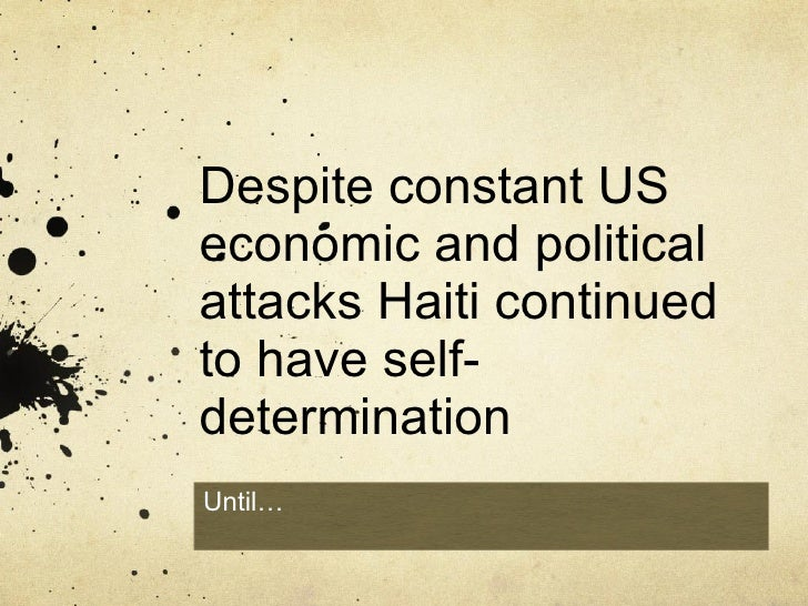 Napoleon ordered slavery  reinstated in Haiti