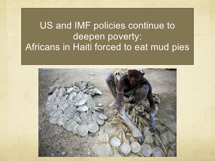 "Haiti's ""reparations"" supported France for more than a hundred years, impoverishing Haiti"