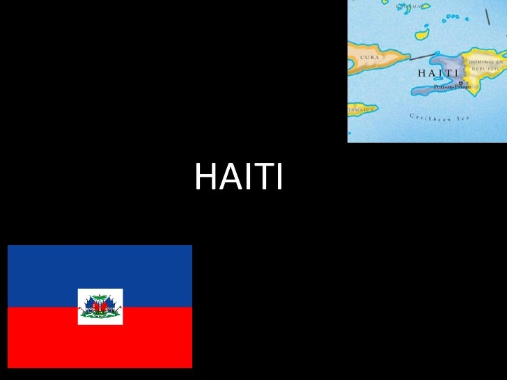HAITI<br />