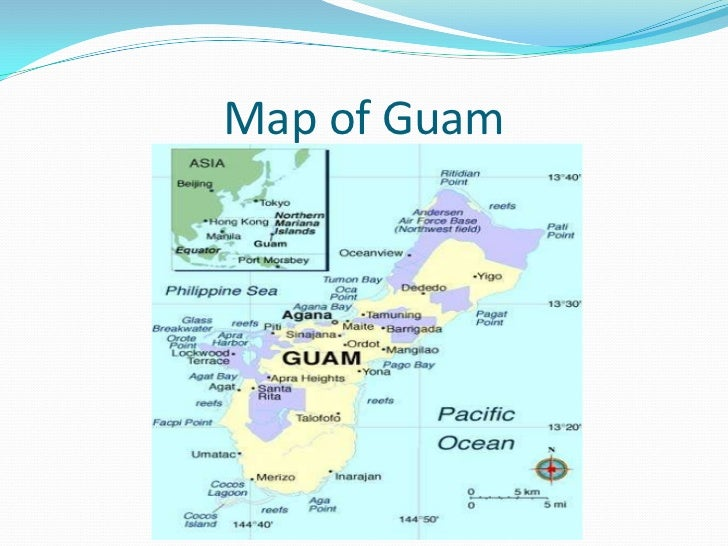 Country Project Alexa Healy - Is guam a country