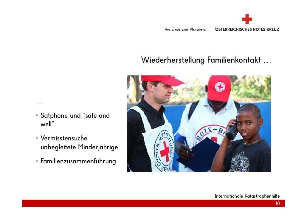 """Wiederherstellung Familienkontakt …    … Satphone und """"safe and well"""" Vermisstensuche unbegleitete Minderjährige Familienz..."""