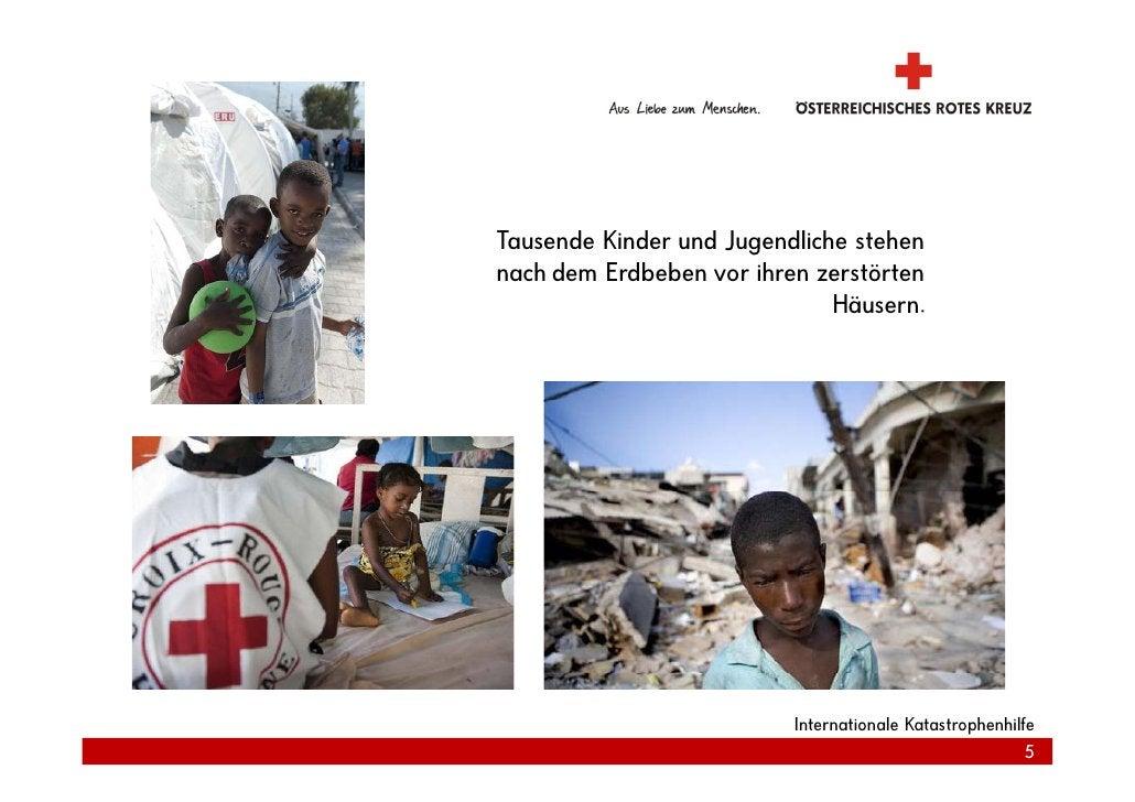 Tausende Kinder und Jugendliche stehen nach dem Erdbeben vor ihren zerstörten                               Häusern.      ...
