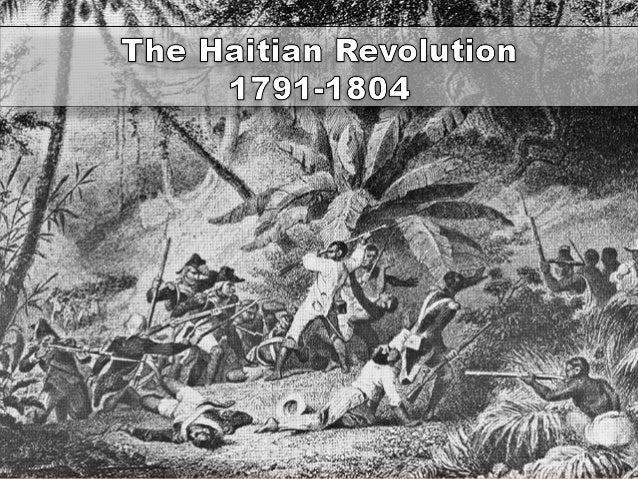 Most successful slave revolt in history! Most successful slave revolt in history! 2nd independentnation in the New World! ...