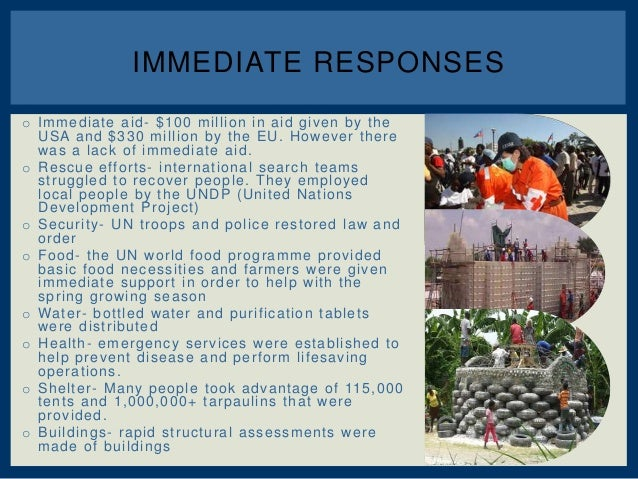 2010 haiti earthquake case study Emergency knowledge management and social media technologies: a case study of the 2010 haitian earthquake  the 2010 haiti earthquake was an unspeakable tragedy .