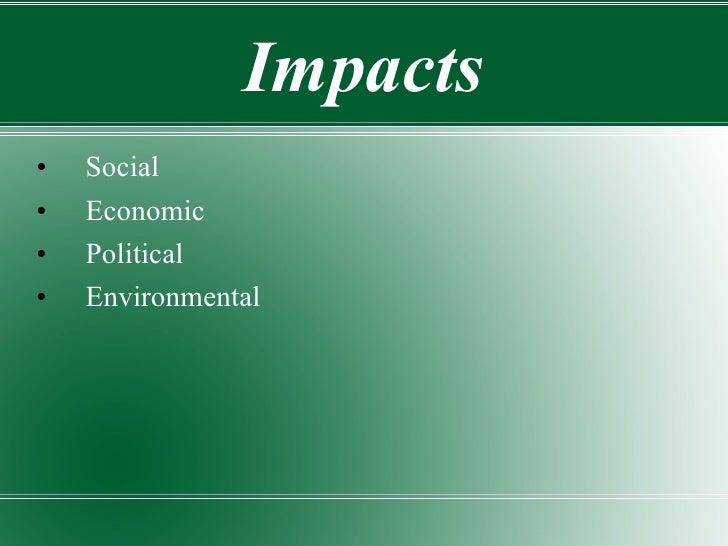 social impacts of haiti earthquake 2010