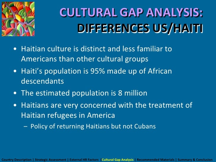 the cultural analysis ppt What is organizational culture a system of meaning shared by the organization's members cultural values are collective beliefs, assumptions, and feelings about what things are good, normal, rational, valuable, etc.