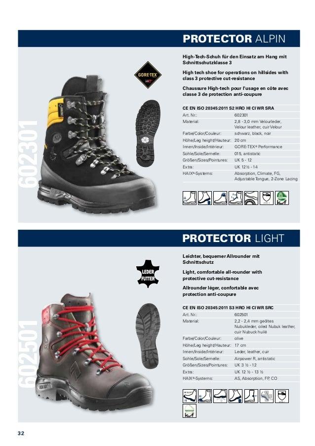 Haix Arizona Low Mf S3 Uk 14 Eu 50 Us 15 Arbeitschuhe Leder Schuhe Neu! Business & Industrie Arbeitskleidung & -schutz