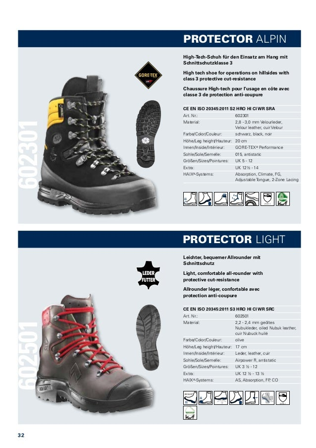 64889f00751 Haix Safety Footwear - Linesman Boots