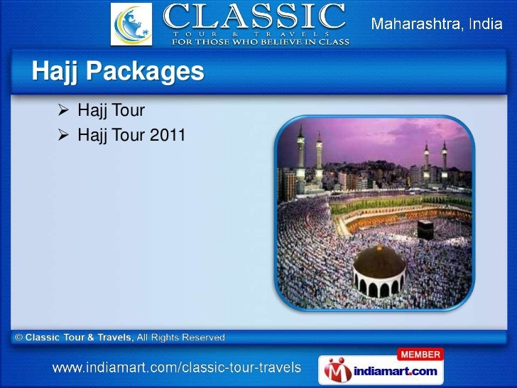 Classic Tours And Travels Mumbai
