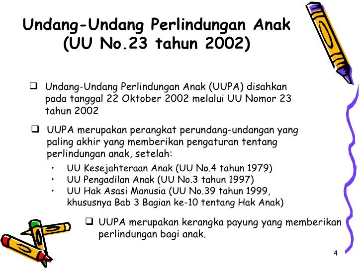 Undang-undang Perlindungan Anak Pdf