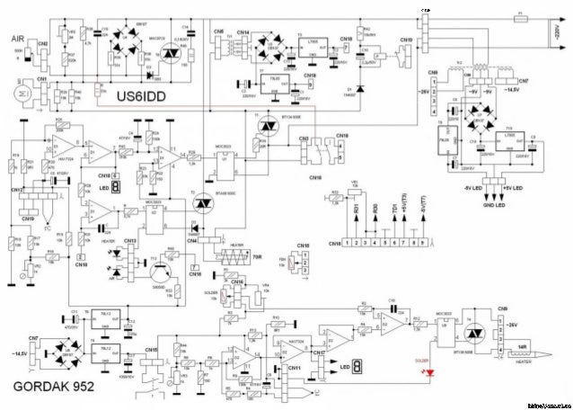 rc car circuit diagram  diagrams  wiring diagram gallery