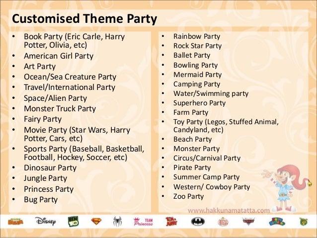 Hakkuna Matatta Themes Birthday Party Supplies Store