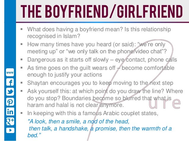 Is dating haram