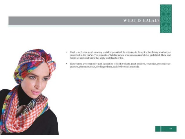 THE OPPORTUNITY FOR THE FASHION INDUSTRY     Anew opportttnity for the Iiisluurt indtslry is auisutg as Muslim consutncts ...