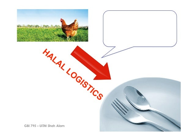 GCC COULD FORCE                            BRAZIL TO FULLFILL                           THE HALAL LOGISTICS               ...