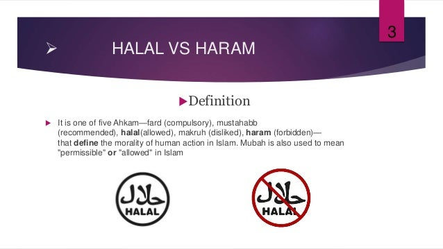 Hala meaning in islam