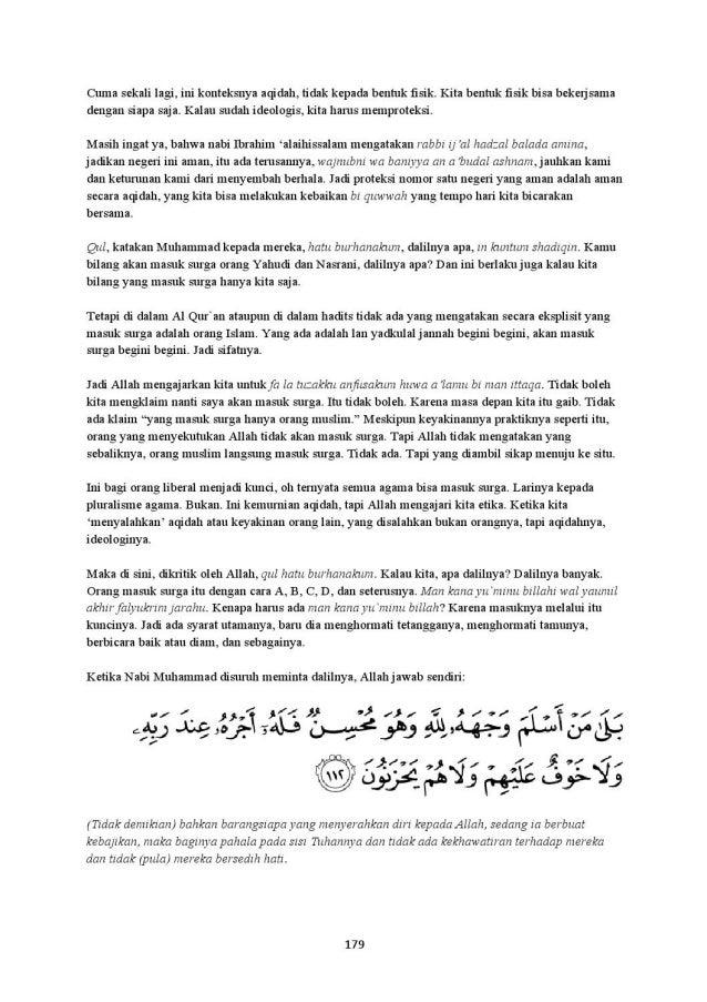 Halaqah tadabbur quran_17_106-112