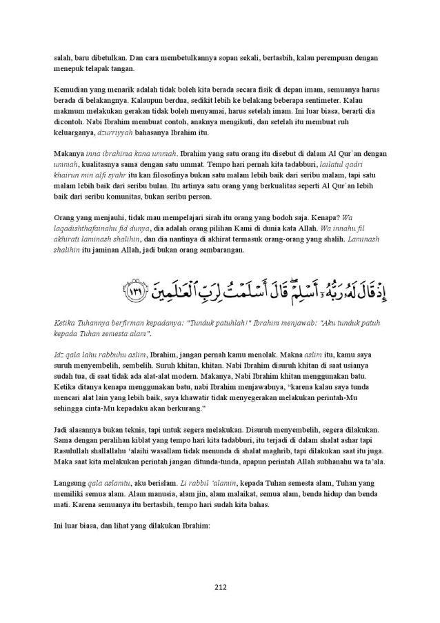 Mengapa Nabi Ibrahim Disebut Bapak Para Nabi - Coba Sebutkan