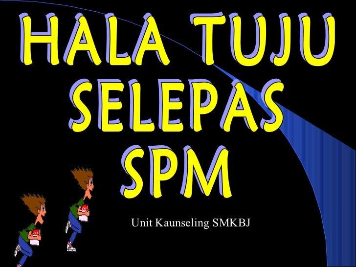 Unit Kaunseling SMKBJ