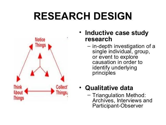dissertation research method case study