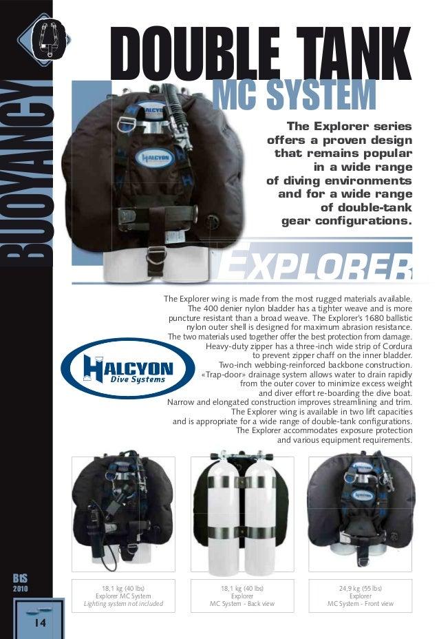 Halcyon dive catalogue 2010 - Halcyon dive gear ...