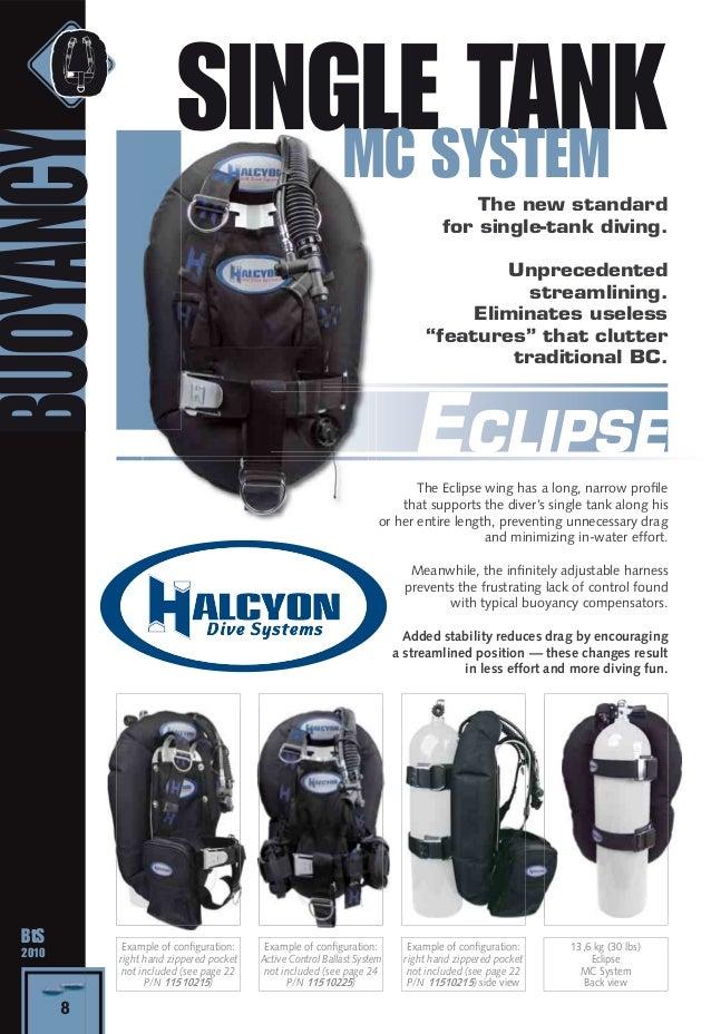 Halcyon Dive Catalogue 2010
