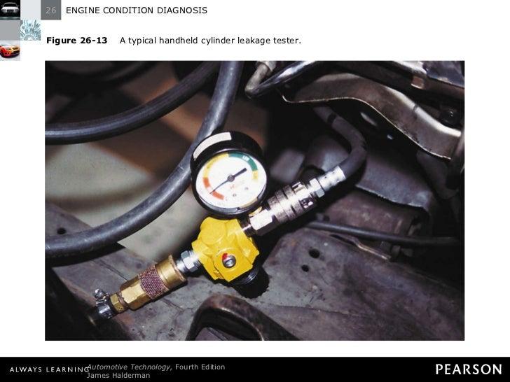 cylinder leakage tester instructions