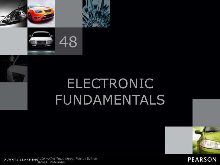 ELECTRONIC FUNDAMENTALS 48