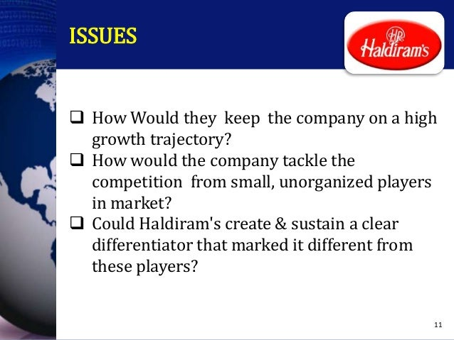 marketing mix of haldiram Haldiram's is a major indian sweets and snacks manufacturer based in nagpur,  maharashtra,  the official statement by fda ascertained, samples of  haldirams' bhujia sev, navratan mix, potato chips, sonpapdi,  case studies in  marketing.