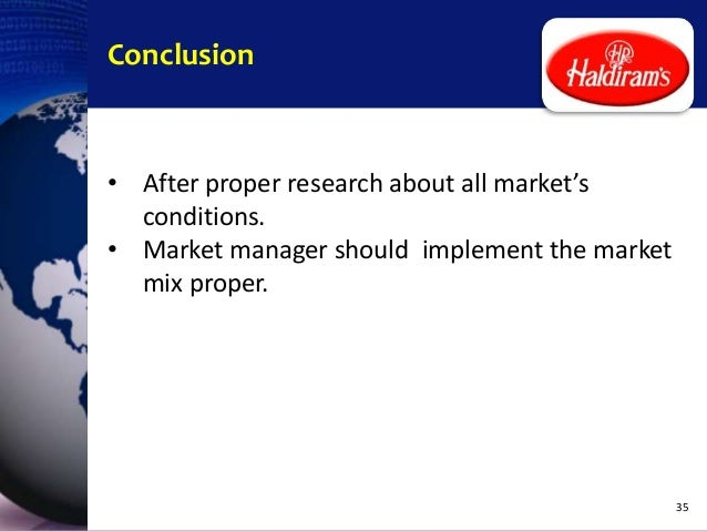 marketing mix of haldiram Area and must be augmented with including global marketing case study marketing mix ppt phd research proposal sample for haldiram free powerpoint.