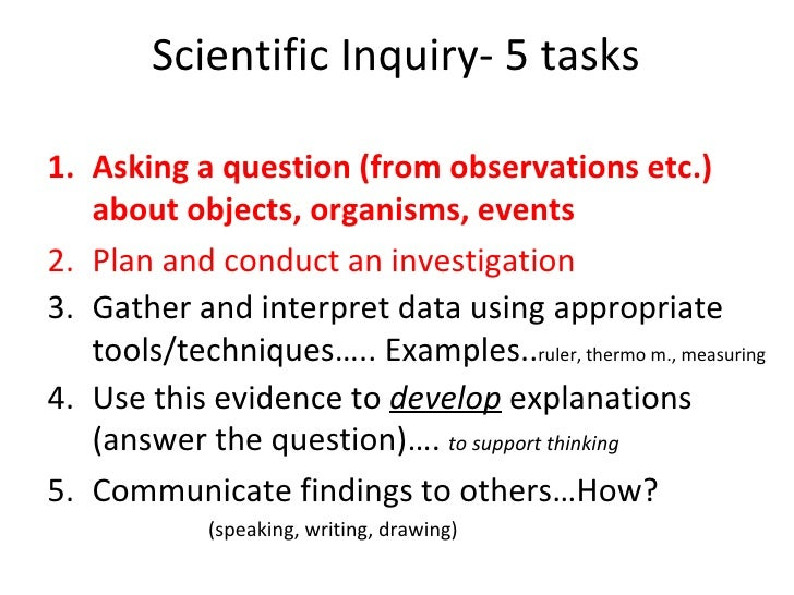 Science Inquiry for Grade 2