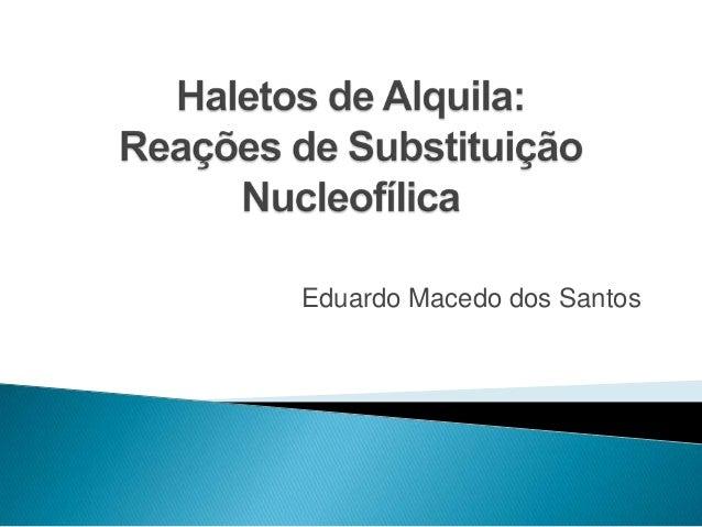Eduardo Macedo dos Santos
