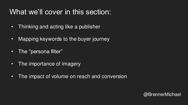 The Biggest Mistake Brands Make With Content Marketing Is Making The Content All About Them Think and Act like a Publisher!