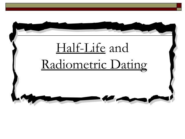Radiodating problems