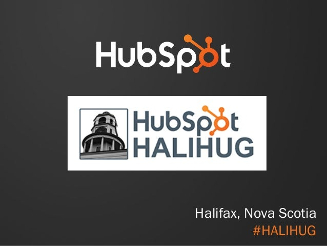 Halifax, Nova Scotia  #HALIHUG