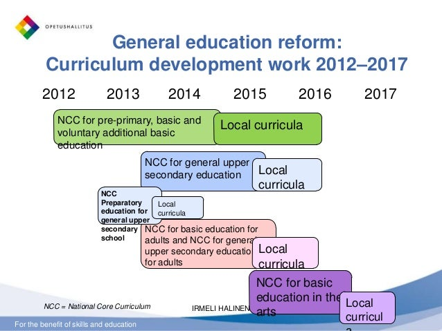 national core curriculum for basic education 2014 pdf