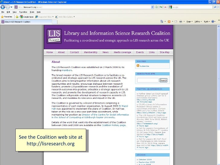 Why study information? | University of Michigan School of ...