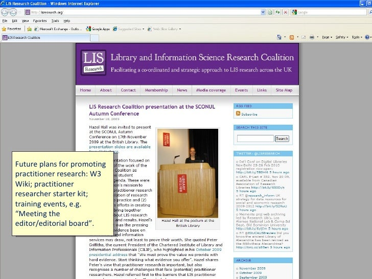 Why Library and Information Science? Results of a Career ...