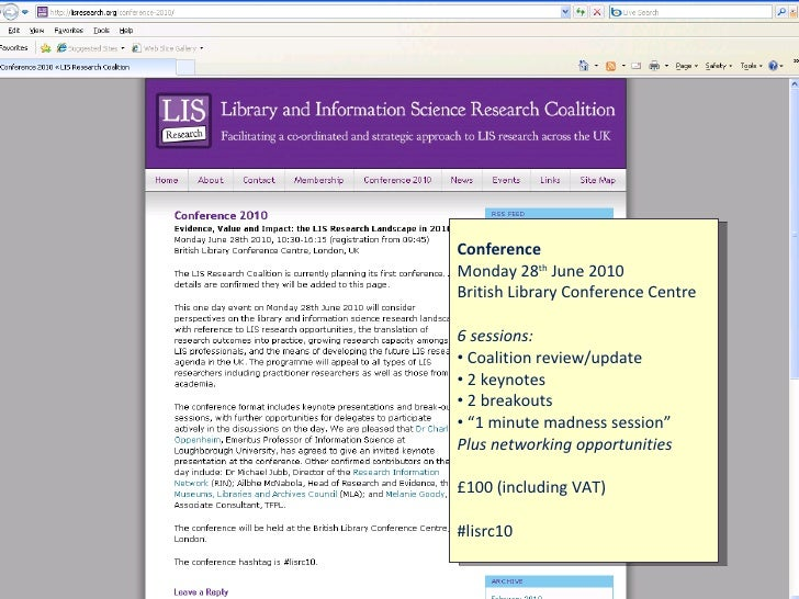Information Science & Library Science Degree Programs