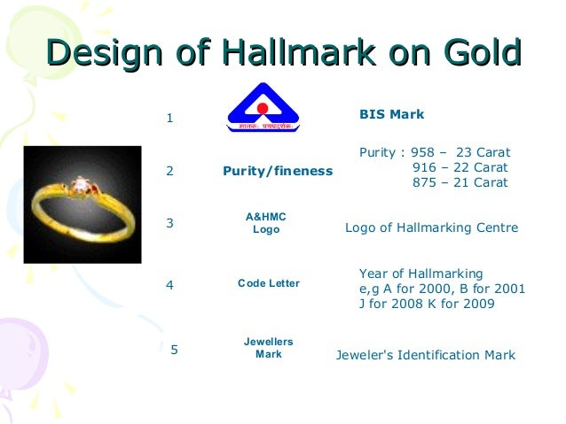 hallmarking centre 34 design of hallmark
