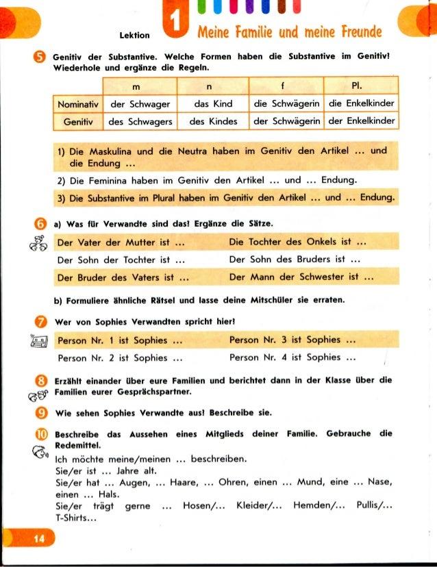 Німецька мова 8 клас