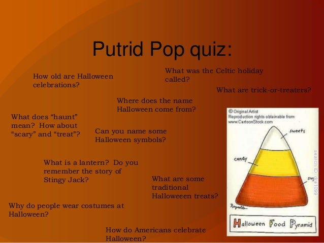 9 putrid pop quiz how old are halloween celebrations what was the celtic holiday called where does the name halloween come from - Where Did The Holiday Halloween Come From