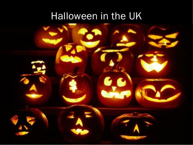 Halloween in the UK