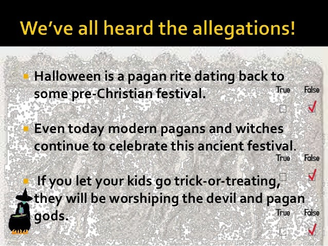 Dating pagan