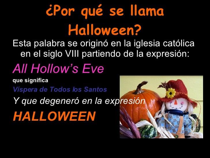 Respuestas sobre Halloween