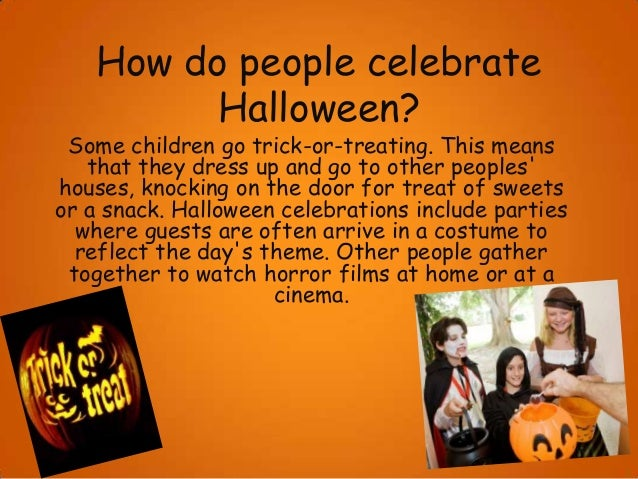 7 how do people celebrate halloween - Where To Celebrate Halloween