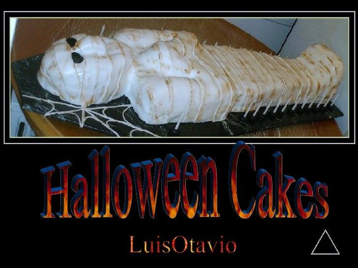 Halloween Cakes LuisOtavio